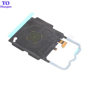 Wholesale 100PCS QI Wireless Charging NFC Antenna Flex Cable For Samsung Galaxy S8 G950F G950U S8 Plus G955F G955U Part
