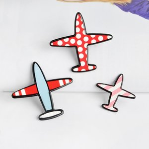 Wholesale Korea Style Acrylic Helicopter Brooches Pins Set USA Flag Print Suit Shirt Lapel Pin Hat Backpack Accessories Fashion Jewelry