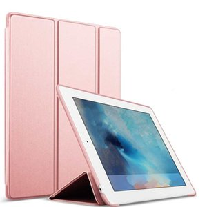 Applicable for ipad5 6 protective cover for air2 silk pattern Siamese intelligent dormant for mini 3 4 ultra-thin leather case wholesale on Sale