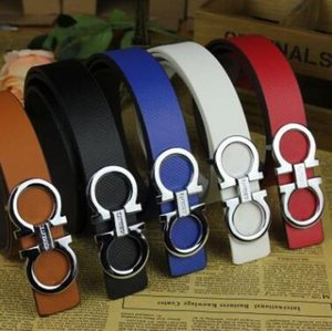 Newest Suede Leather Belts for Men Belt Metal Pin Buckle Belt for Casual Jeans High Quality Brand Male Strap 10 Colors on Sale