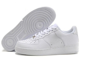 ingrosso scarpe donna bianca-Force one Af1 Sconto del marchio One Dunk Uomo Donna Flyline Running Shoes Sport Skateboarding Ones Scarpe High Low Cut Bianco Nero Outdoor Sneakers da ginnastica