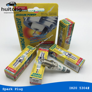Free Shipping 4PCS Lot Denso Iridium Power Spark Plug IK20 Car Candles For Toyota Audi Volkswagen Mitsubishi Subaru Honda