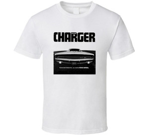 Wholesale Dodge Charger Car Ad Classic Legend Trending Fan T Shirt jersey Print t shirt