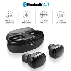 Wholesale Sports Wireless Bluetooth Earphone Mini Stereo Bluetooth Earphones With Microphone Wireless Earbuds For Iphone Android PK S3
