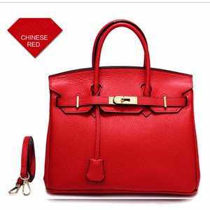 New Style Genuine Leather Handbags Women Designer Handbags Fashion Brand Handbags Large Capacity Totes Bags Shoulder Bags for Ladies Purse on Sale