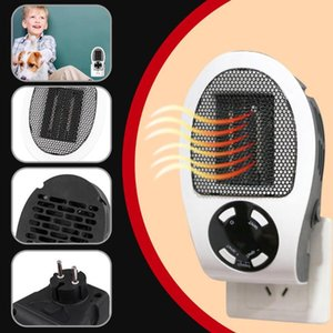 Wholesale Mini Heater Fan W Personal Portable heater fan Remote Control LED Display Adjust the temperature use for home bathroom office