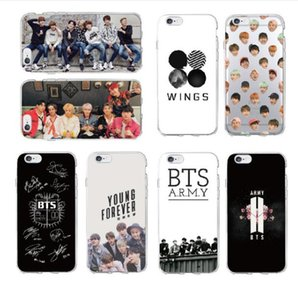 Wholesale BTS Korea Bangtan Boys Young Forever JUNG KOOK V Spring Day Phone Case For iphone Plus Plus X XS Max Cover