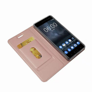 Wholesale Explosion models Nokia leather case New flip Nokia9 mobile phone case Ultra thin creative card anti fall protection cover