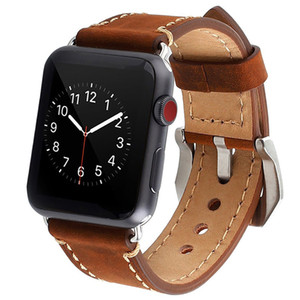 Wholesale ASHEI Watch Band Series mm mm Vintage Genuine Leather Watchbands Strap Sport and Edition