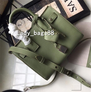 Fashion Luxury Women designer handbags mini Retro Organ bag adjustable chain crossbody bag with lock genuine leather handbags purses on Sale