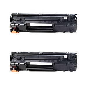 Wholesale cartridges for hp laserjet resale online - Compatible HP CB435A A A CB435 Black Laser Toner Cartridge Used for HP LaserJet P1005 P1006 Cartridges