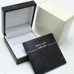 Wholesale High Quality cufflink Box mb gift box to storage cufflinks with Paper manual Gift Boxes Organizer Case Cuff Link