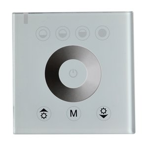12V-24V led strip touch dimmer controller lighting touch switch, wall touching switch on Sale