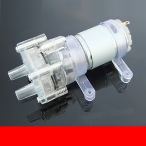 High Quality Mini Water Pump 12V 100 Degree Available Food Grade Free Shipping