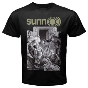 SUNN O T SHIRT METAL BAND Ava Size S M L XL XXL NEW SHIRT BORIS ULVER