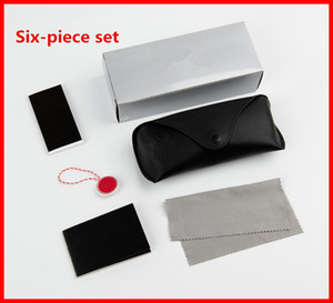 summer new women and men sunglasses box bag case cloth glasses original box free shipping