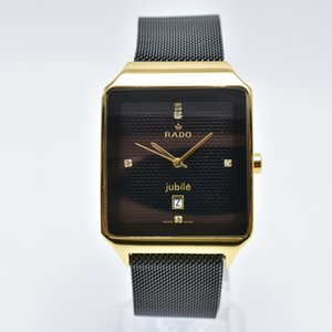 Wholesale On sale quartz magnetic mesh stainless steel straps mens watches day date gold diamond men designer watch men gifts wristwatch