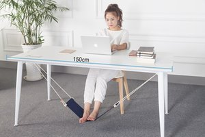 Wholesale The Welfare Of Office Leisure Home Office Foot Rest Desk Feet Hammock Surfing The Internet Hobbies Outdoor Rest
