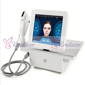 Wholesale skin care hifu high intensity focused ultrasound machine for deep facelift tightening wrinkles removal hifu with cartridges shots