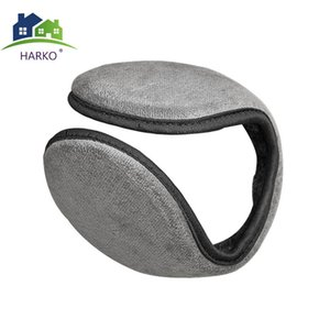 Wholesale Winter Unisex Men and Women Fleece Warmer Earmuff Warm Plush Cloth Ear Muffs Cover Earwarmers