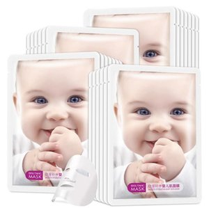 Wholesale Bisutang Skin Care Smooth Hydrating Baby Skin Facial Mask Sheet g Water and oil balance