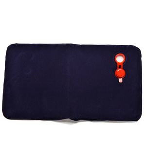 Wholesale 21 quot x12 quot Summer Ice pillow Cooling Topper Summer Blue Cold Mat Cool Gel Mattress Pillow Pad