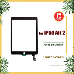 Wholesale Replacement Screen for ipad For iPad Air Air2 Touch Screen Digitizer Touch Glass Front Outer Glass Panel Replacement for IPAD Parts