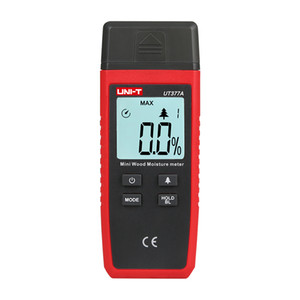 Wholesale uni t tester for sale - Group buy UNI T UT377A Digital Wood Moisture Meter Hygrometer Humidity Tester for Paper Plywood Wooden Materials LCD Backlight