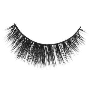 Wholesale Mink Eyelashes D Mink Lashes Natural Long HandMade Full Strip Lashes Cruelty Free Korean Mink Lashes Style False Eyelashes JFX F10