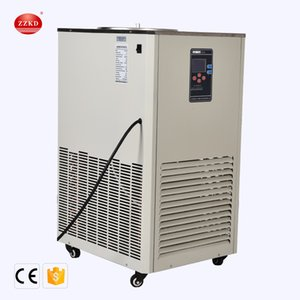 ZZKD Refrigerated Circulator Low Temperature Laboratory Cooling Chiller DLSB 50L Lab Recirculating Chiller Cycling Liquid Cooling Pump