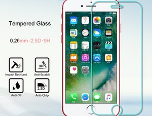 Wholesale For Iphone Plus iPhone X Iphone7 Plus Most Economical Tempered Glass Film Screen Protector MM D With Retail Package