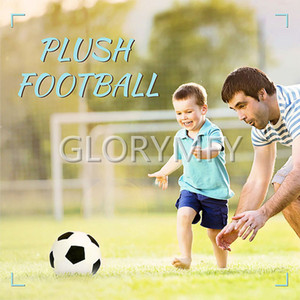 Wholesale World Cup Soft Plush Toy Simulation Plush Cloth Art Football Pillow Toy Cartoon Cushion Children Birthday Gift