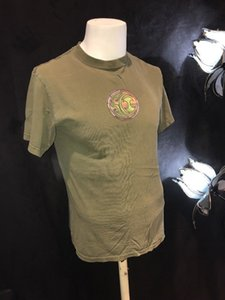 Wholesale String Cheese Incident T Shirt Medium Guitar Green Stained Glass DesignFunny Unisex tee