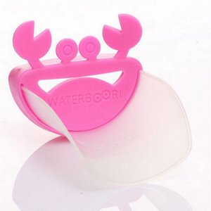 Animal Baby Kid Crab Water Tap Faucet Extender Washing Hands Helper Bathroom Accessories Children Baby Health Care on Sale