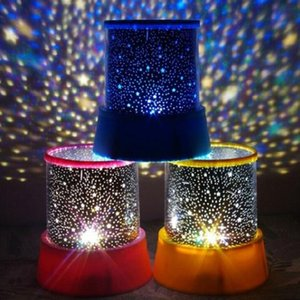Wholesale Portable Lightweight Star Sky Projector Light Children s Bedroom Starry LED Night Light Home Decoration Best Christmas Gift