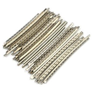 1set Acoustic Electric Guitar Nickel-copper Alloy Fret Wire 2.0  2.2  2.4  2.7  2.9mm For Guitar Bass Parts & Accessories