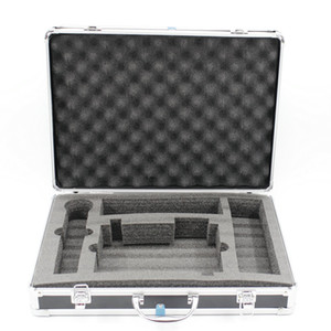 Top Quality Aluminum case for SLX24 PGX24 wireless microphone Two color