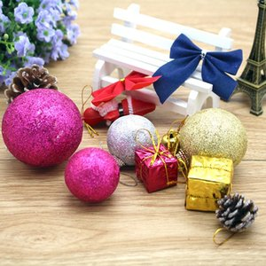 Wholesale Event And Party Supplies Christmas Tree Decoration Supplies A Of Packages Of Christmas Ball Bag Small Pendant Hanging CTD2