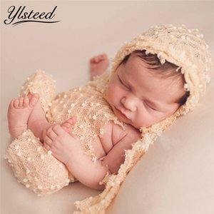Wholesale Baby Hat Clothes Set Summer Outfit Newborn Photography Props Accessories Baby Boy Girl Hat Photo Props Newborn Fotografia