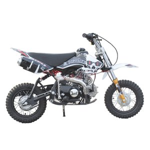 Wholesale Motocross 125cc Four-stroke Mini Motorcycle Apollo Little Eagle Cross Country Mountain Bike Offroad Racing High