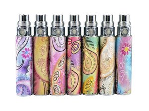 Top quality Colourful ego Q battery Electronic Cigarette EGO Q ego k ego H Battery 650 900 1100mAH for CE4 CE5 CE6 ego H2 atomizer DHL free