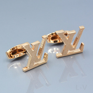 Wholesale high quality fine groom shirt Cufflinks luxury jewelry Copper Cuff links for festival Gift NO Box