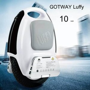 Wholesale NEW Gotway Luffy inch adult children Electric unicycle Single wheel self balance scooter hoverboard skateboard W WH
