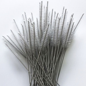Pipe Cleaners Nylon Straw Cleaners cleaning Brush for Drinking pipe stainless steel pipe cleaner 17.5 cm x 4 cm x 6mm