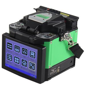 Wholesale A S FTTH Fiber Optic Welding Splicing Machine Optical Fiber Fusion Splicer