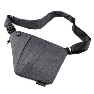 Wholesale sling body bag backpack for sale - Group buy High School Back Packs Travel Anti thief Knapsack Bag Laptop Outdoor Backpacks multi function anti theft chest sling bag