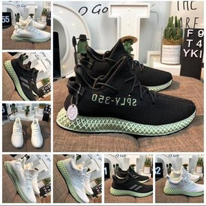Wholesale Free Freight Best quality Casual sneaker shoes leisure shoe AlphaEdge D ASW LTD Release Date Futurecraft D Print with Shoe box