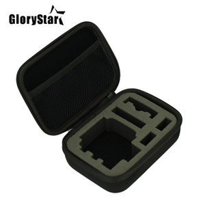 Waterproof Storage Carrying Bag Travel Case for GoPro Hero Sessions 4 4 3+ 3 2 1 XiaomiYi Action Camera Case Accessories