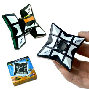 Professional Fidget Spinner Speed For Magic Cube Puzzle Fidget Cube Neo Cubo Magico Sticker For Children Adult Education Toy