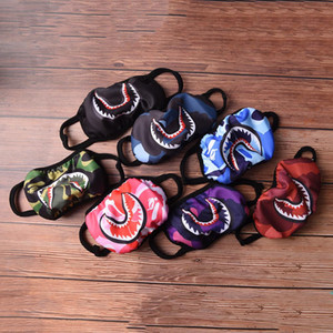 Mouth Face Mask Women Men Unisex Korean Style Anti-Dust Kpop Cotton Multi-colors Facial Muffle Protective Cover Masks